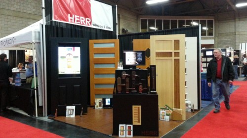2014 Renovation show booth