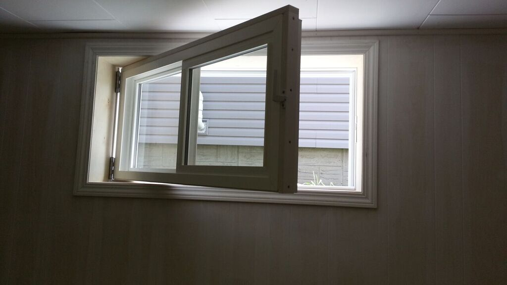 Egress window size amazing midamerica basement systems for Replacing windows