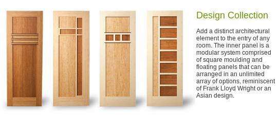 sc 1 st  HERR window and door & Bamboo interior doors
